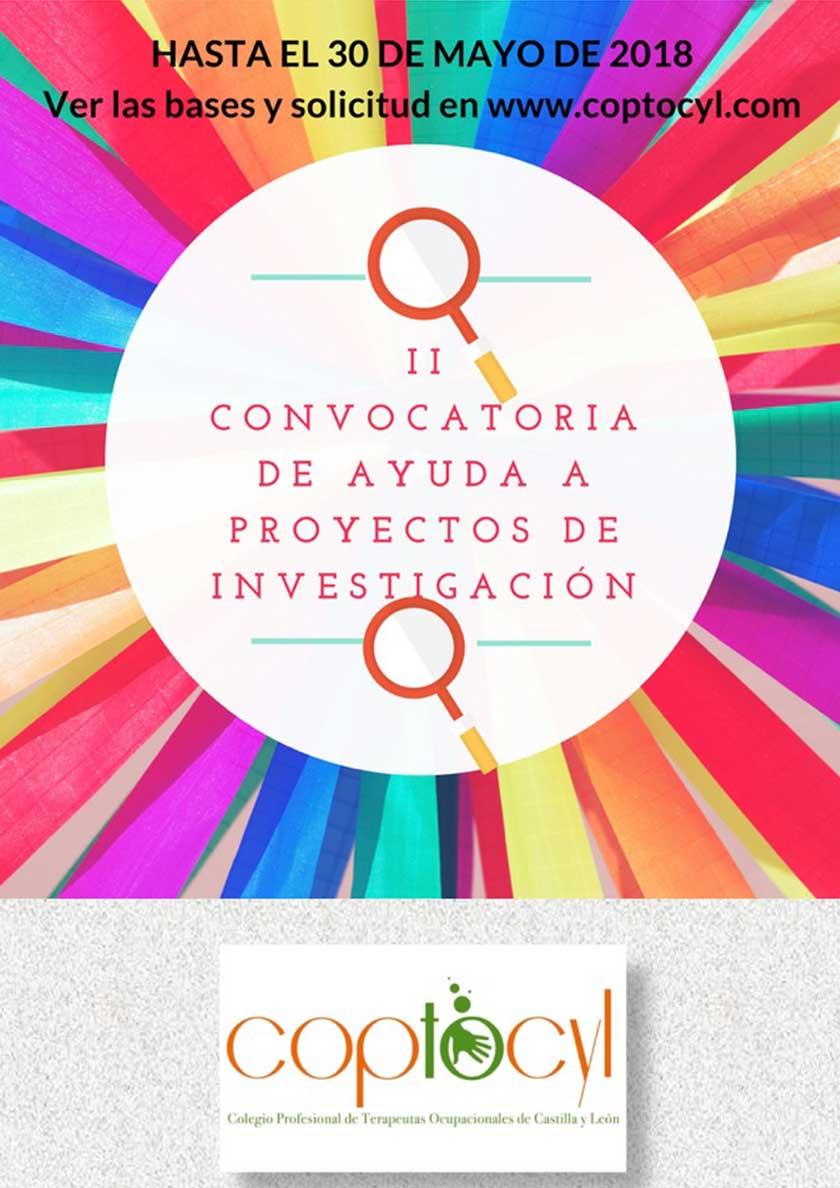 COPTOCYL convocatoria ayuda a proyectos de investigación