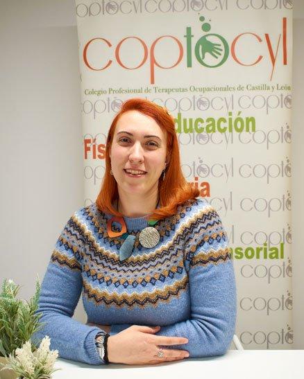 COPTOCYL miembros del Colegio Profesional Terapeutas Ocupacionales CyL